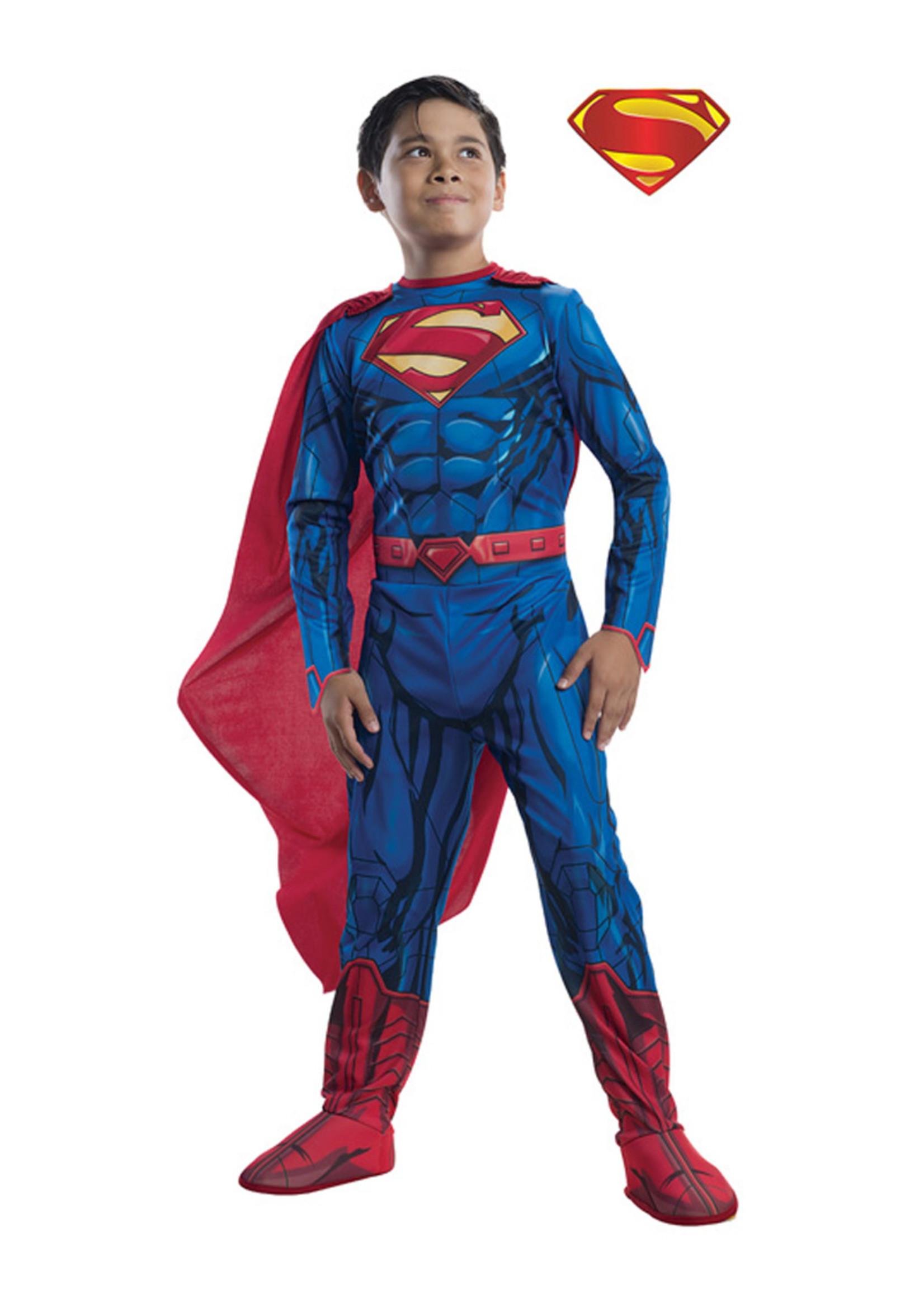 Superman Costume - Boys