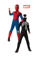 Reversible Spider-Man Costume - Boys