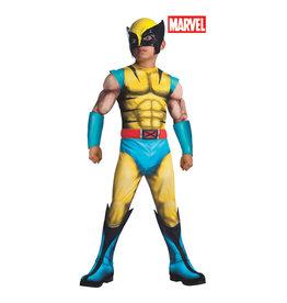 Wolverine Costume - Boys