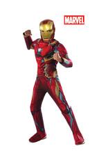 Iron Man - Civil War Costume - Boys