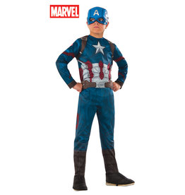 Captain America - Civil War Costume - Boys