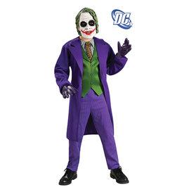 The Joker Deluxe Costume - Boys