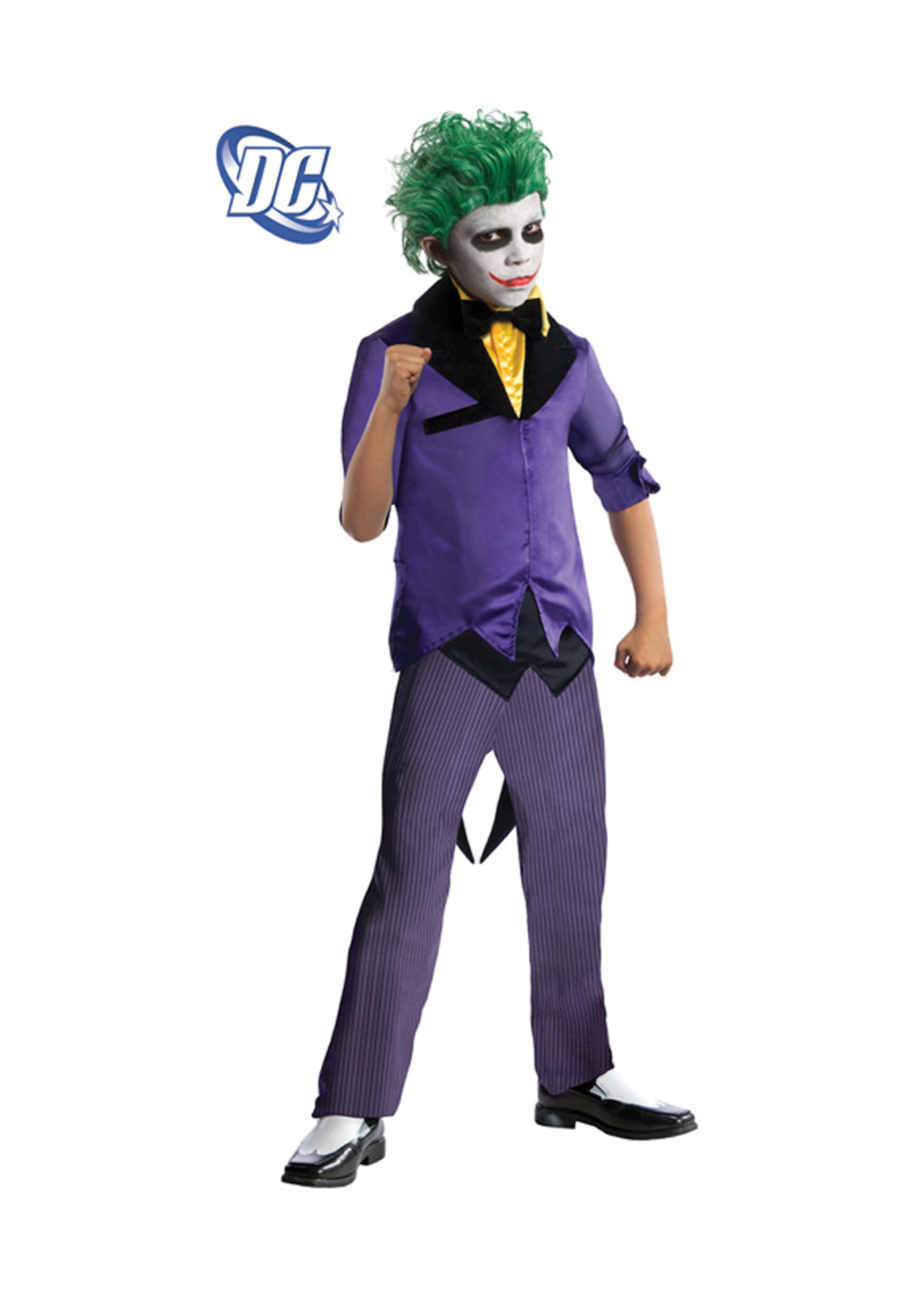 TThe Joker Costume - Boys