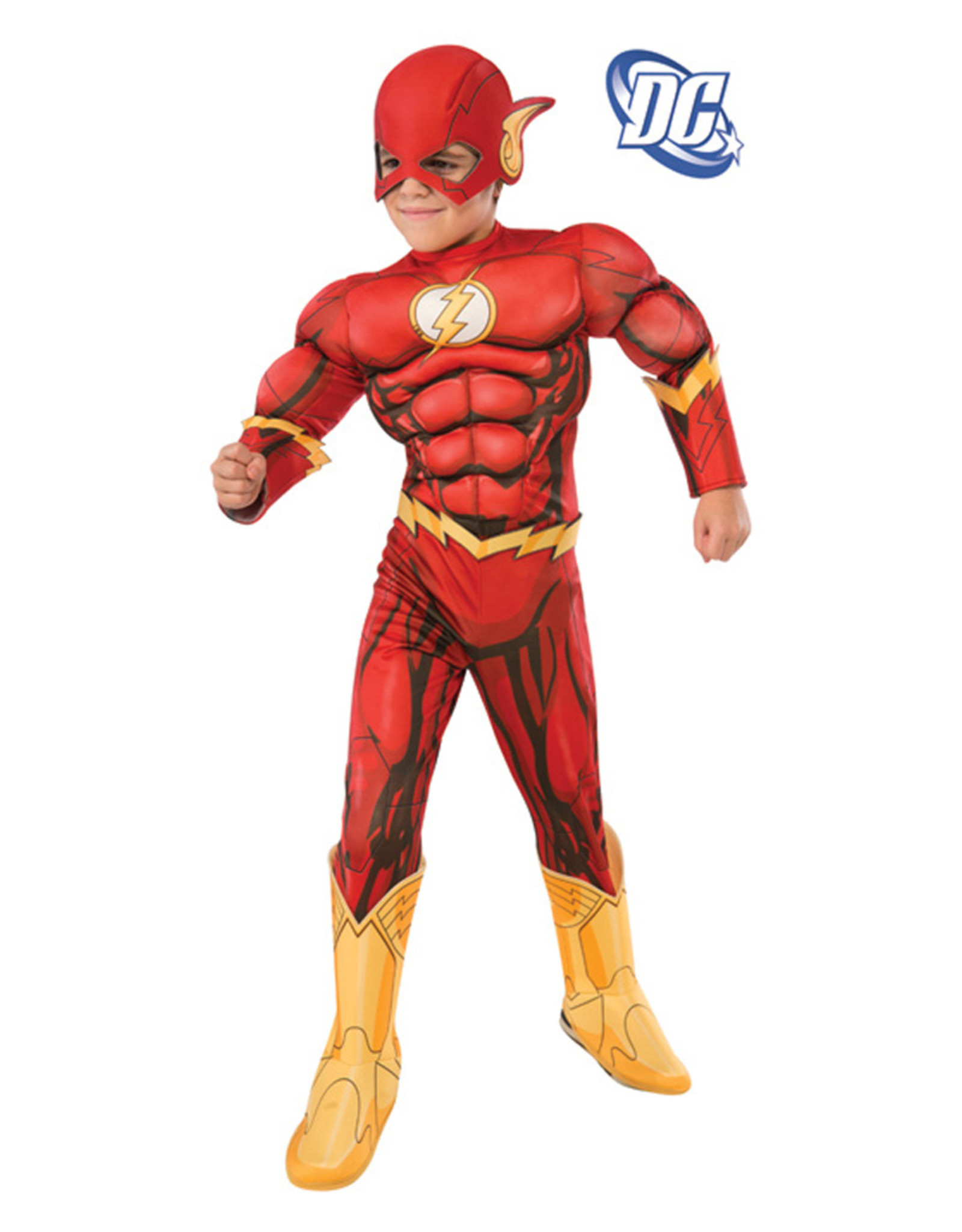 The Flash Deluxe Costume - Boys