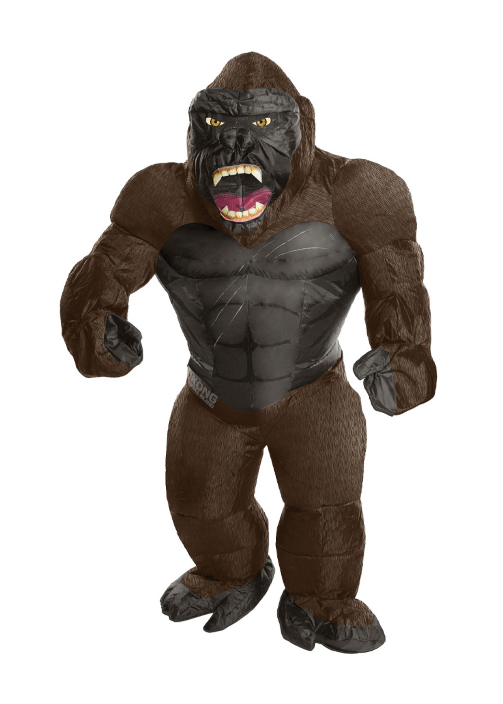 Inflatable King Kong Costume - Boys