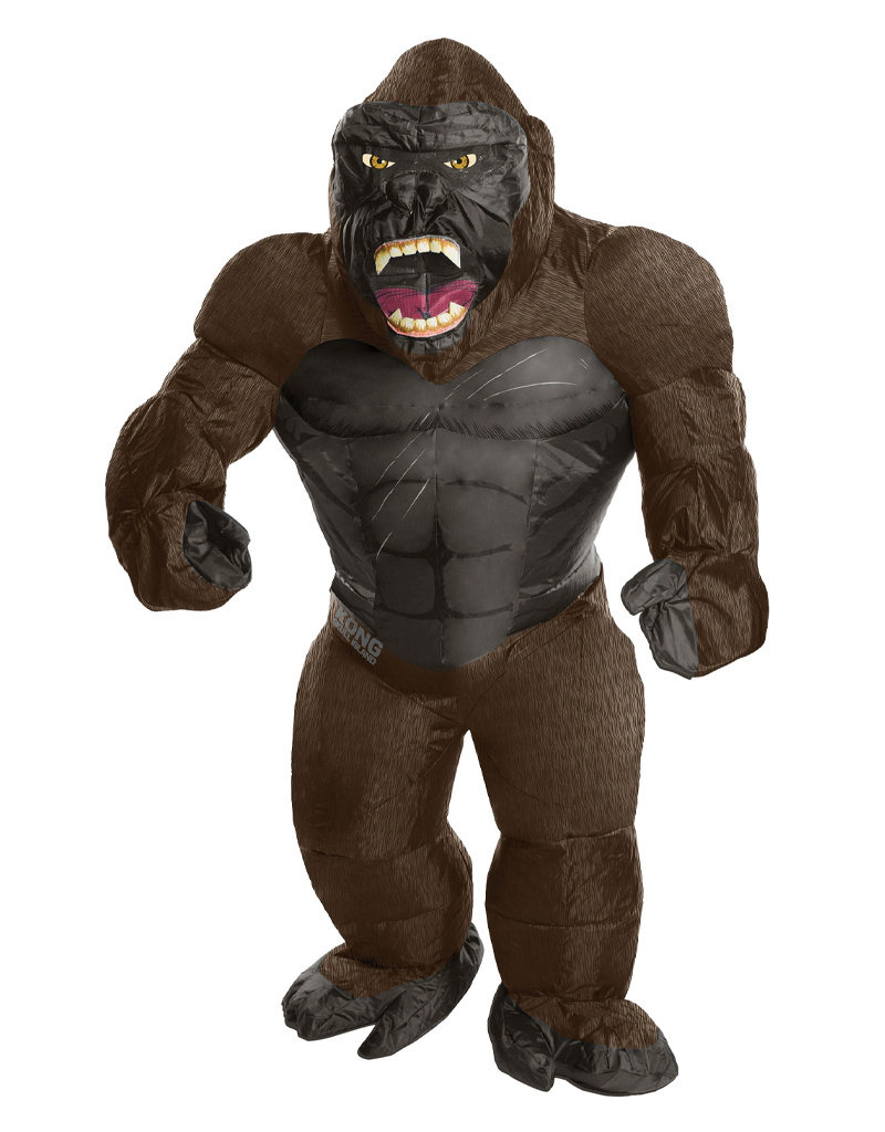 Inflatable King Kong Costume - Boys