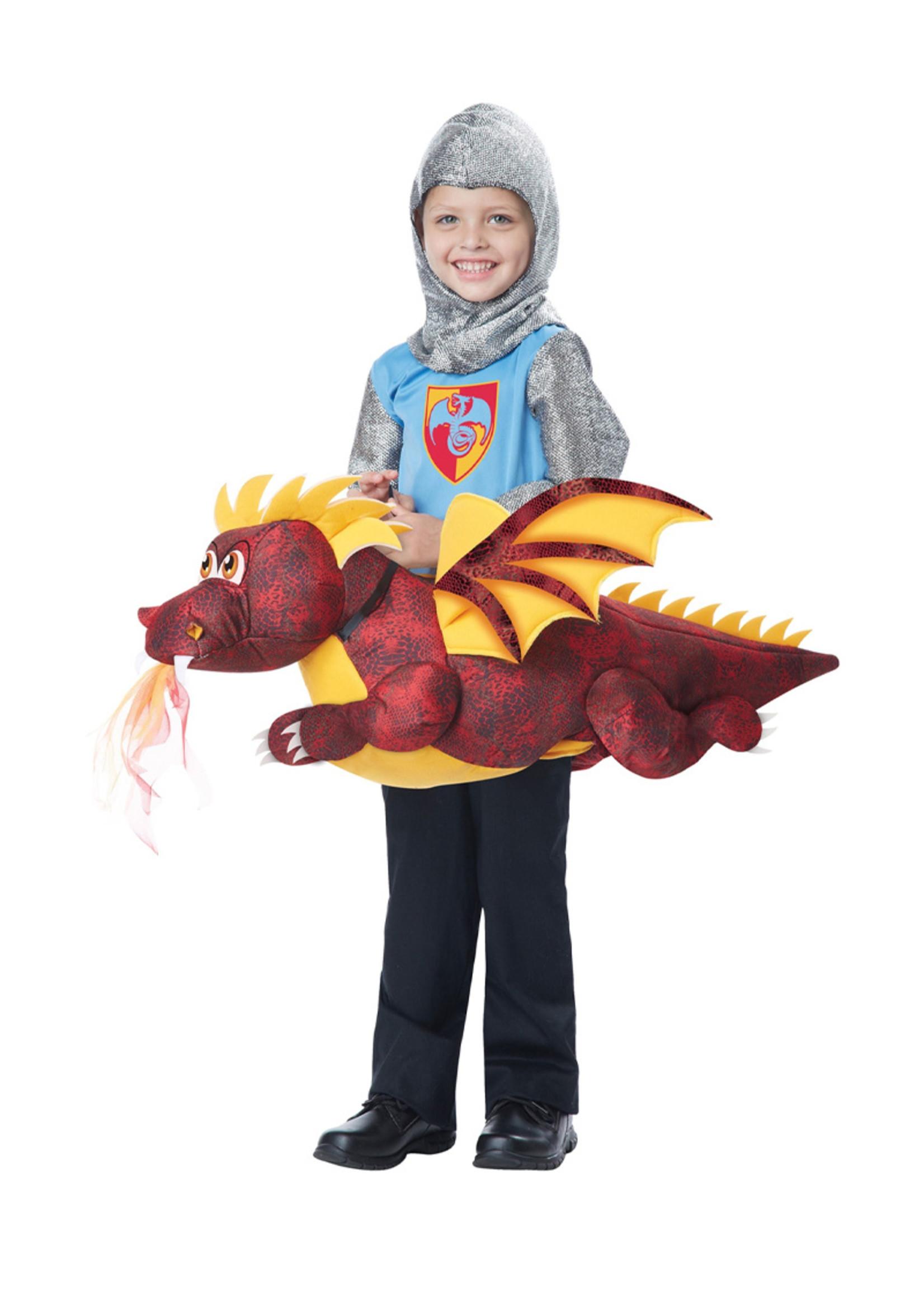 Dragon Rider Costume - Boys