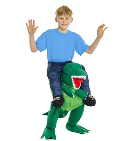 T-Rex Piggyback Costume - Boys
