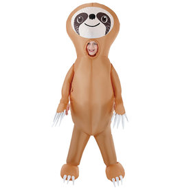 Inflatable Sloth Costume - Boys