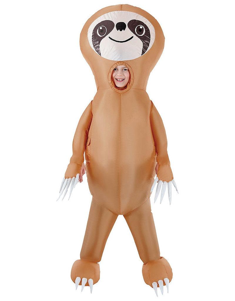 Inflatable Sloth Costume - Boys