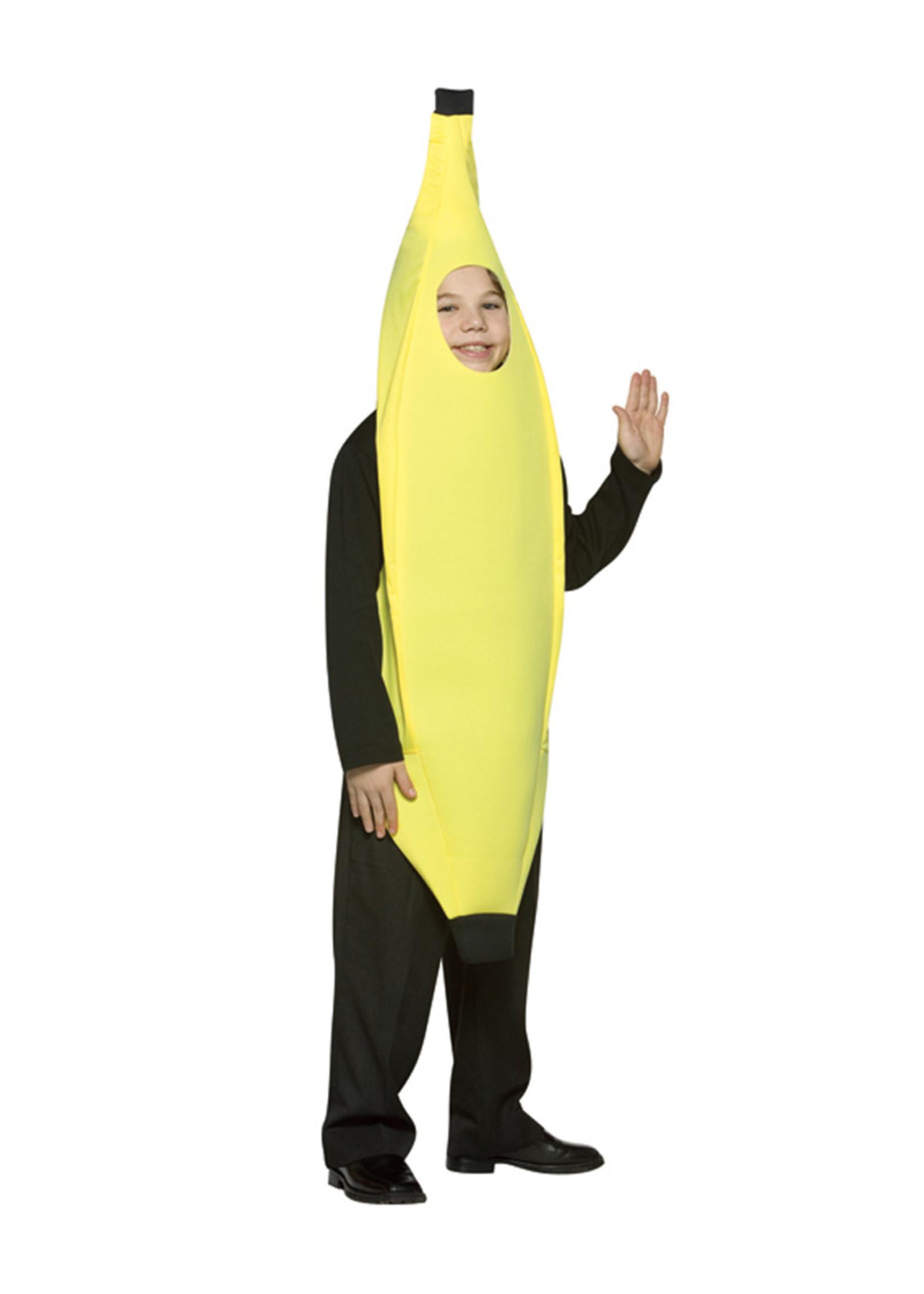 Banana Costume - Boys