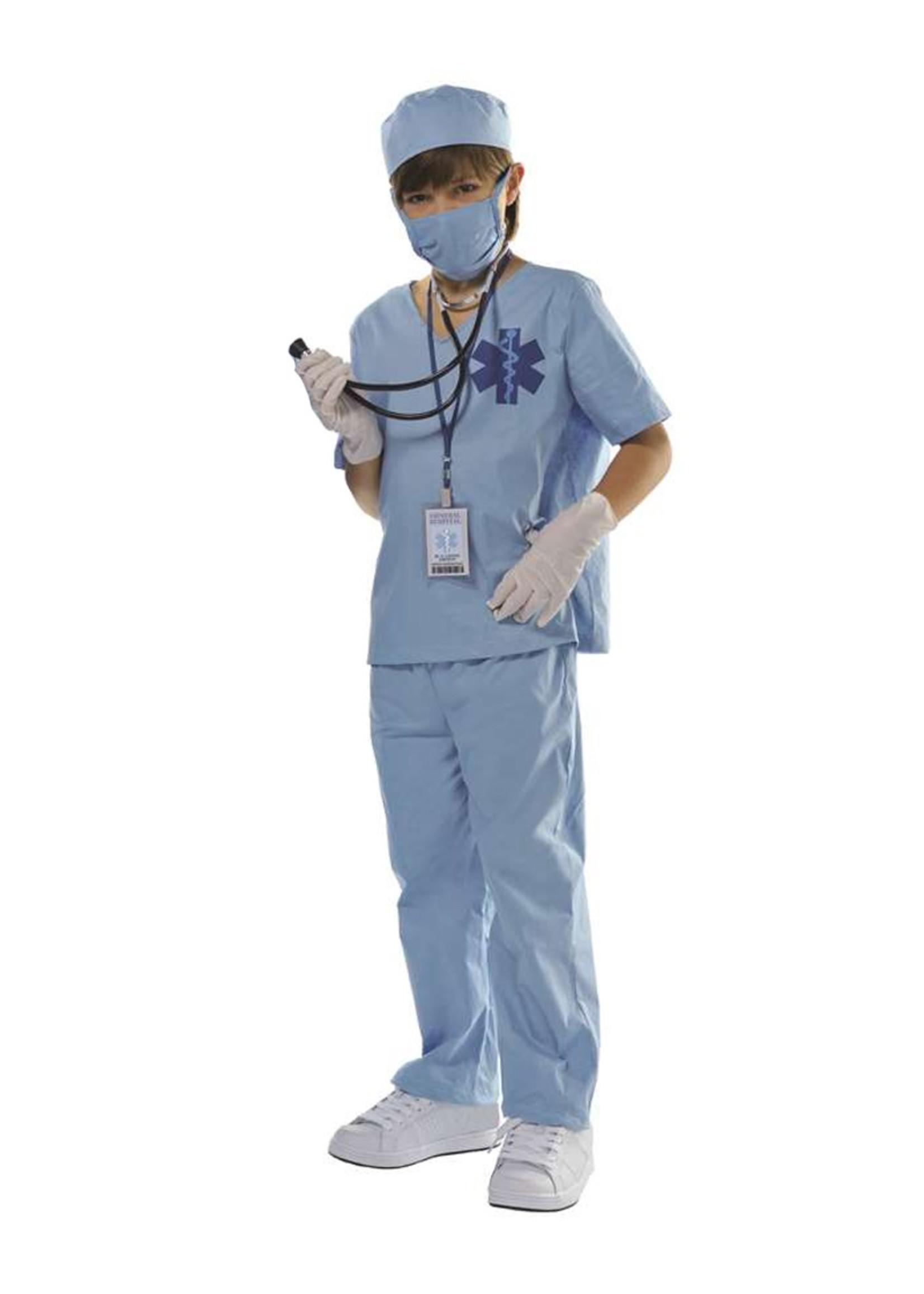 Doctor Jr Costume - Boys