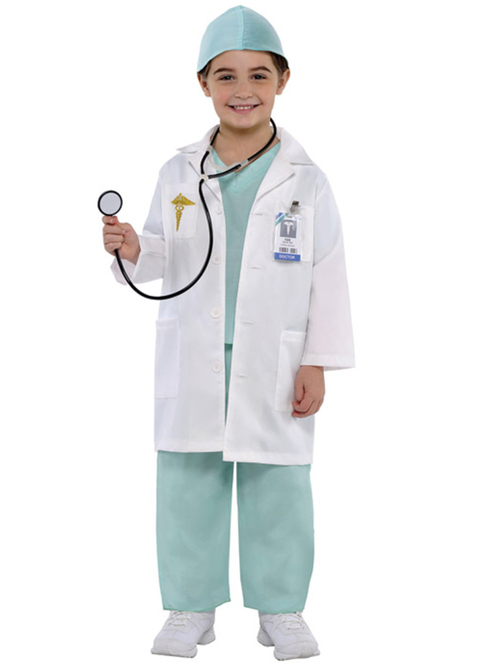 Doctor Costume - Boys