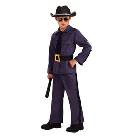 State Trooper Costume - Boys