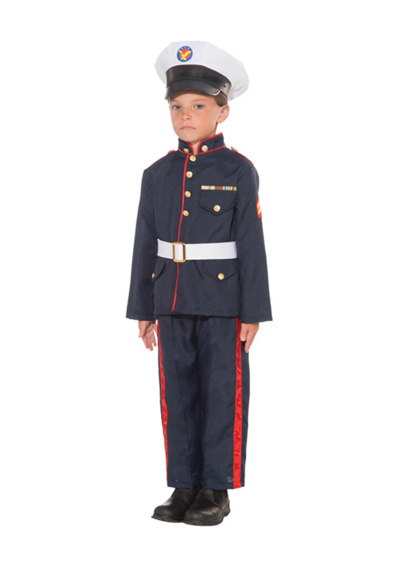 Formal Marine Costume - Boys