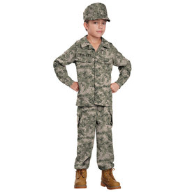 Soldier Costume - Boys
