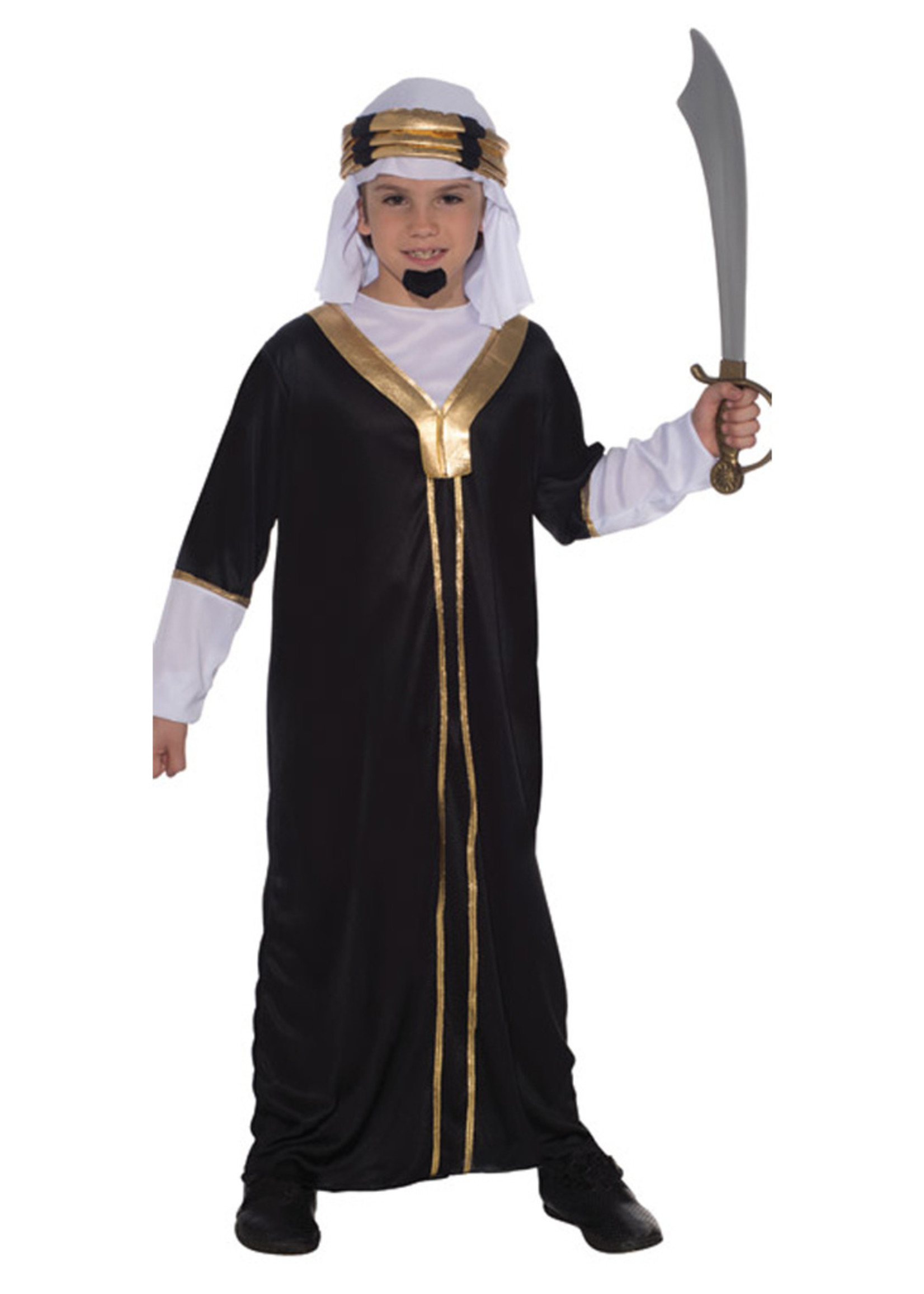 Sultan Costume - Boys