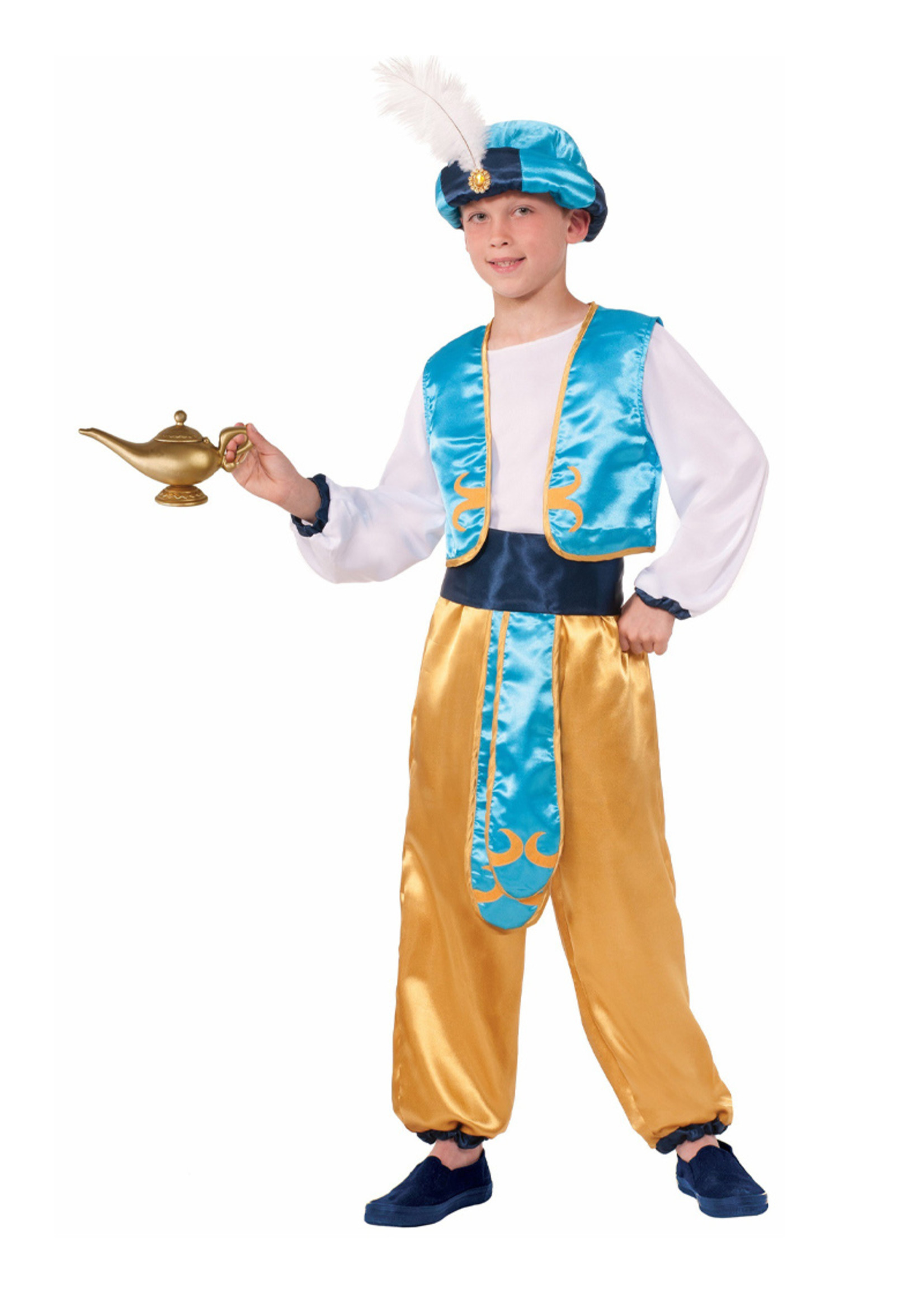 Arabian Prince Costume - Boys