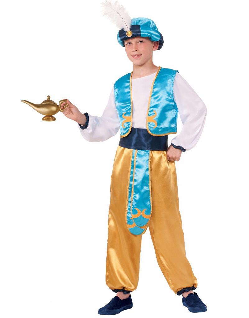 Arabian Prince Costume - Boys