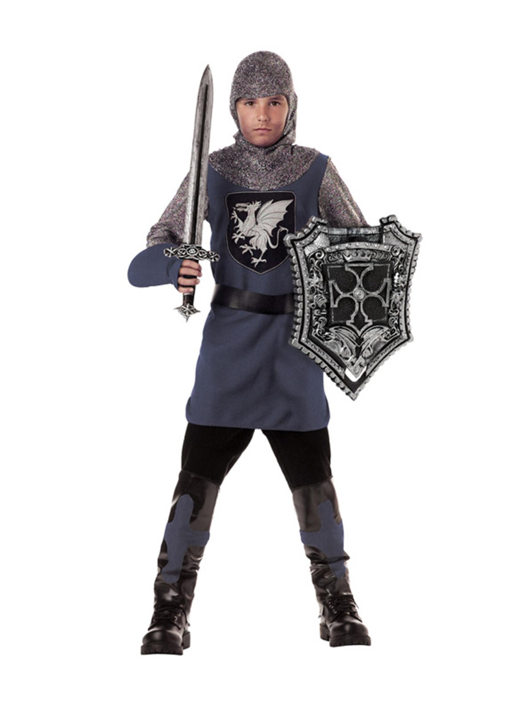 Valiant Knight Costume - Boys