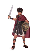 Spartan Warrior Costume - Boys