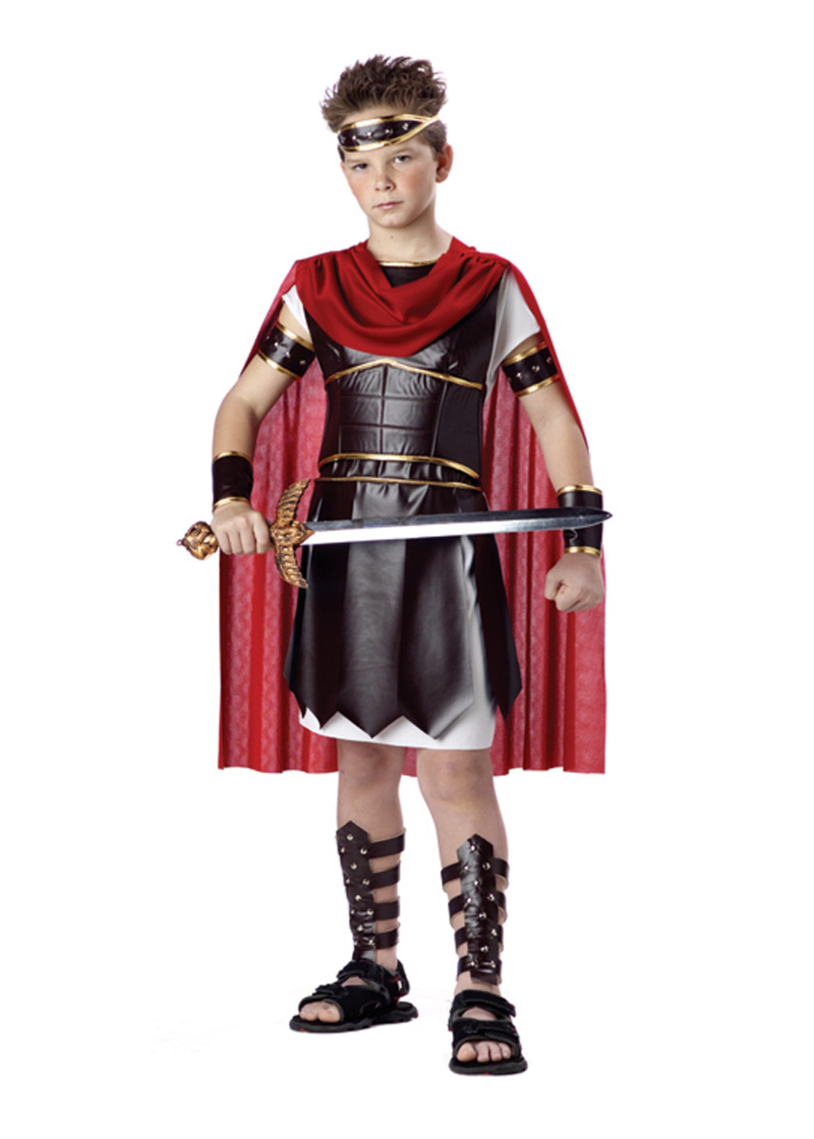 Hercules Costume - Boys