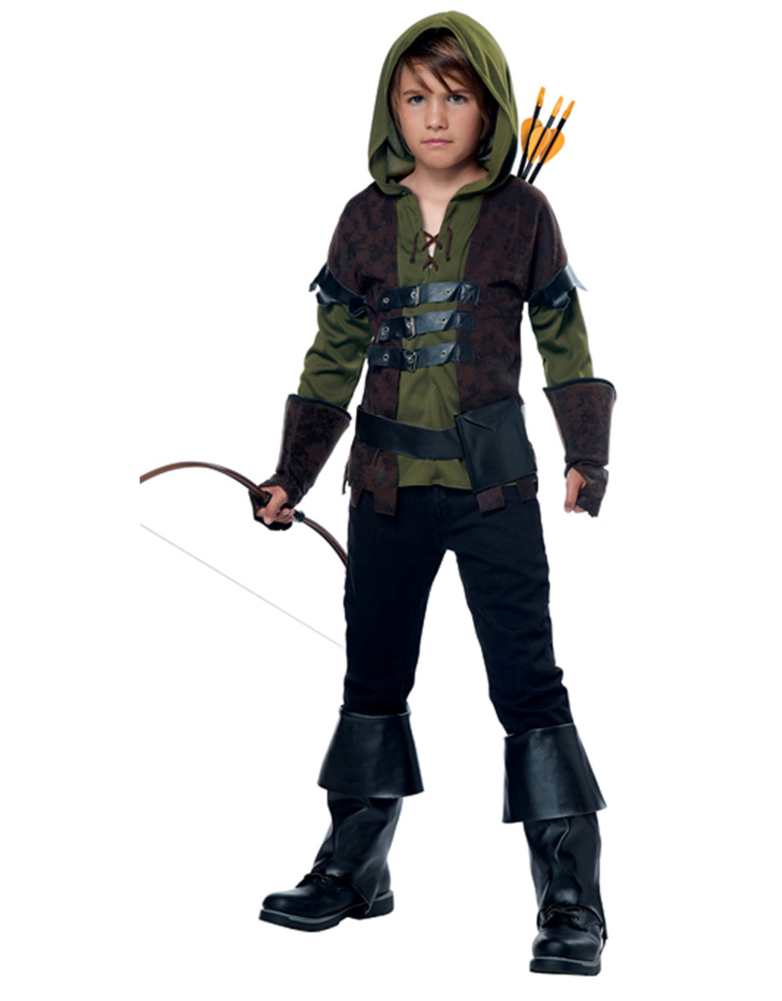 Robin Hood Costume - Boys