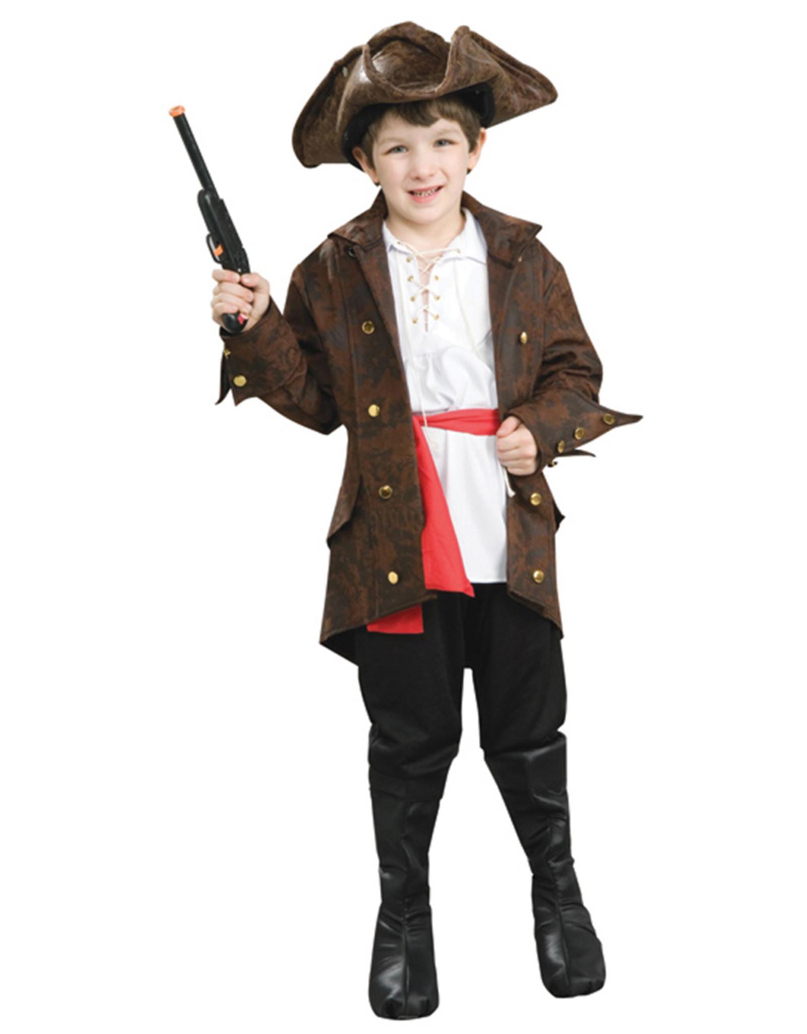 High Seas Pirate Costume - Boys