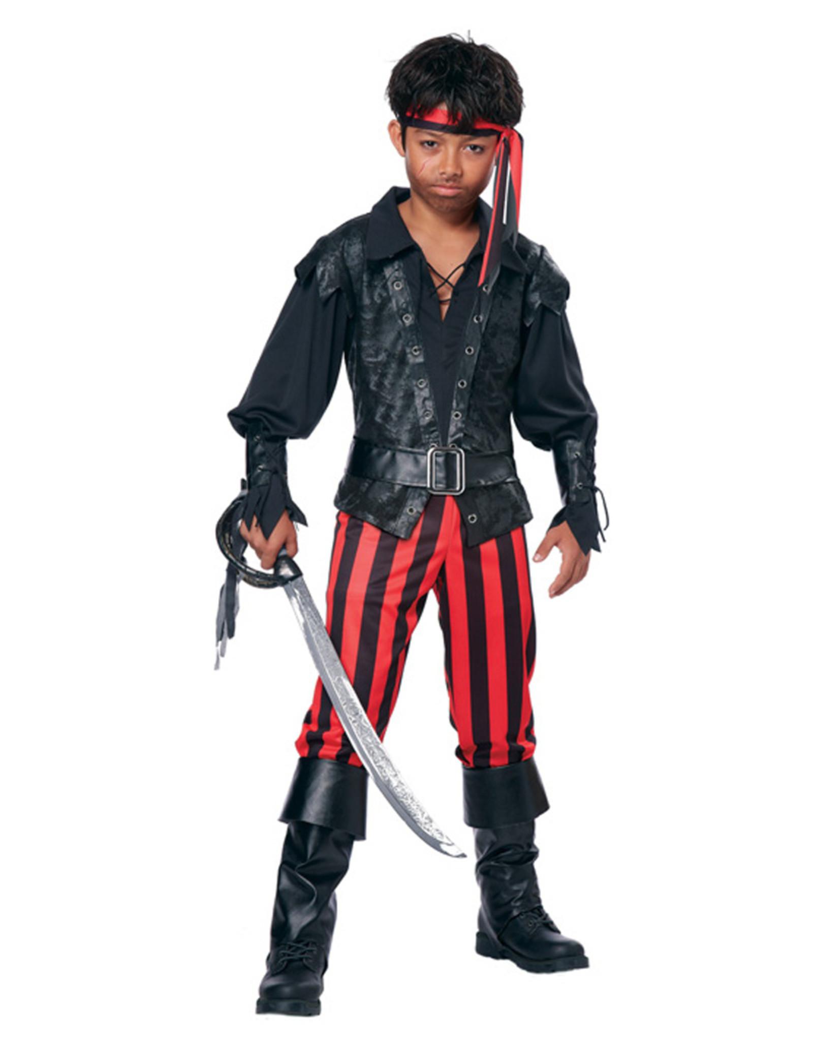 Briny Buccaneer Costume - Boys