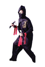 The Black Ninja Costume - Boys