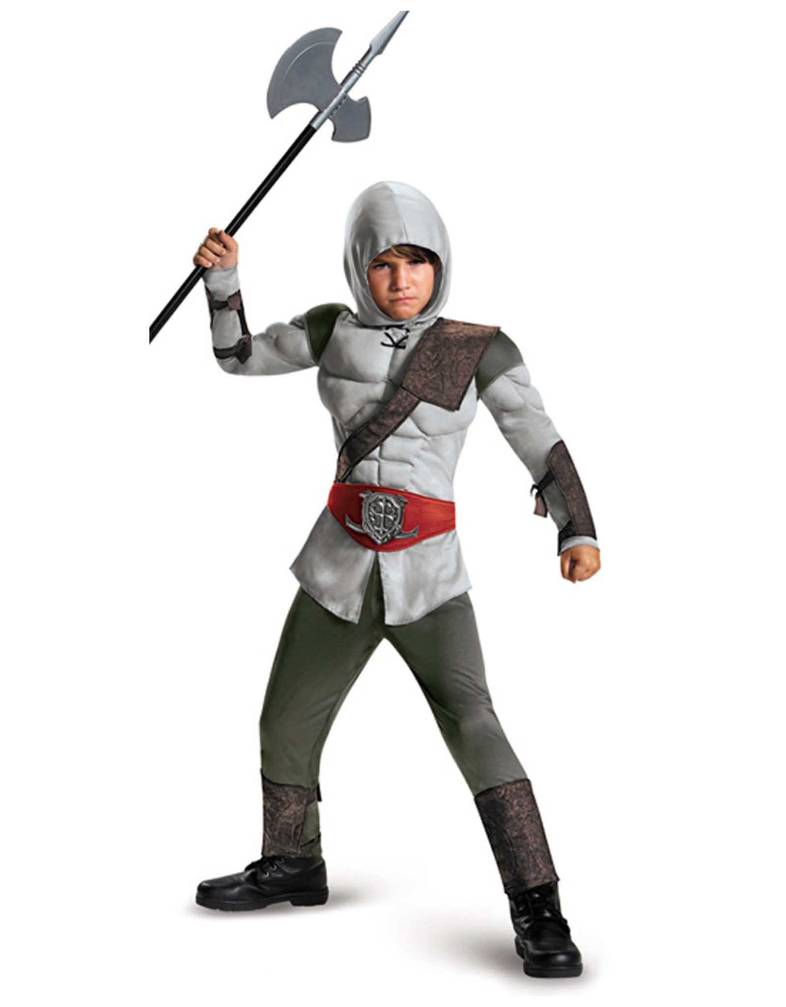 Assassin Deluxe Costume - Boys