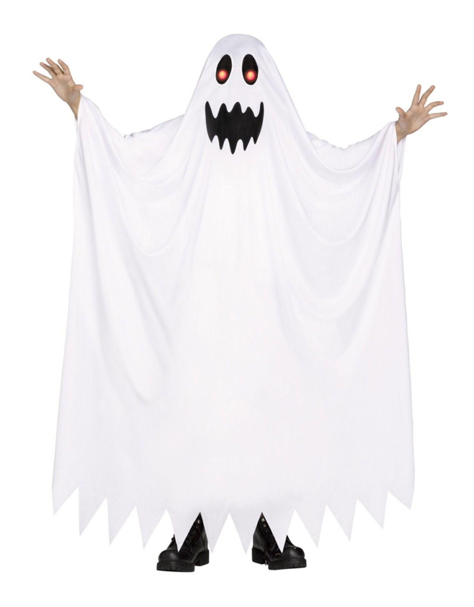 Fade In/Out Ghost Costume - Boys