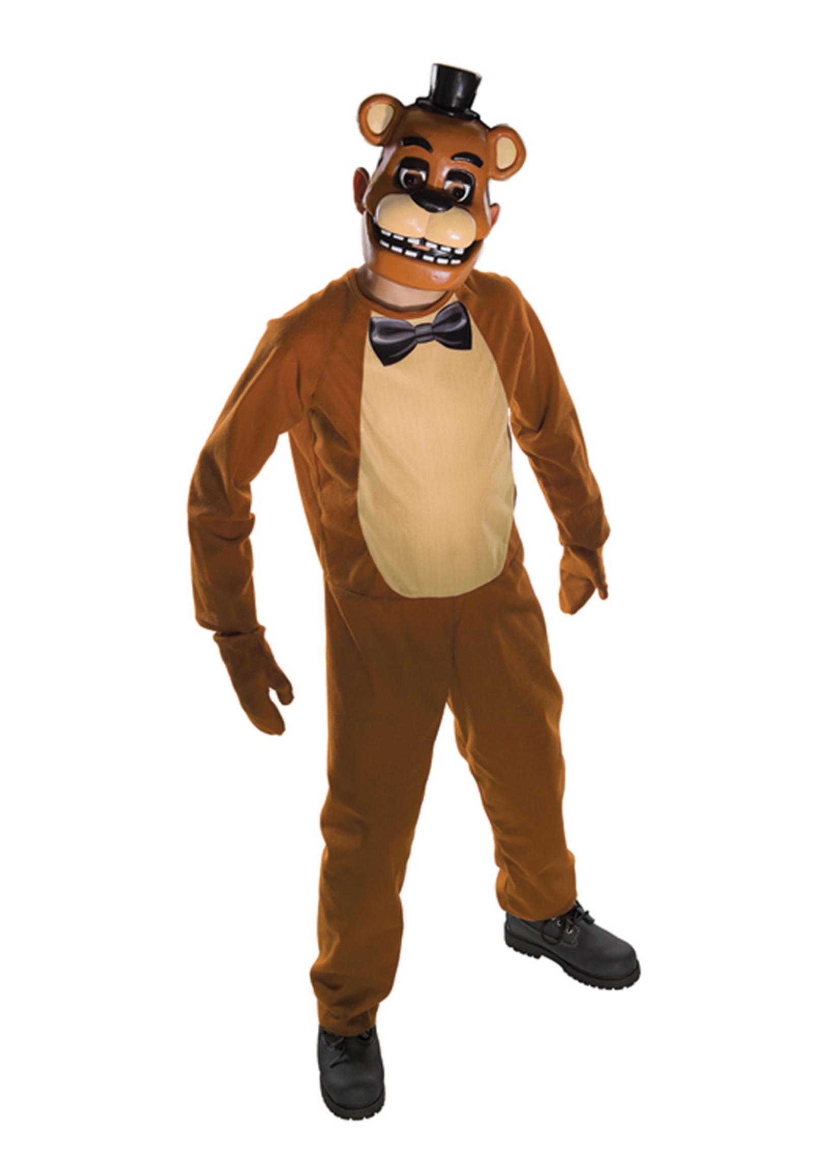 Freddy - Five Nights at Freddy's Costume - Boys