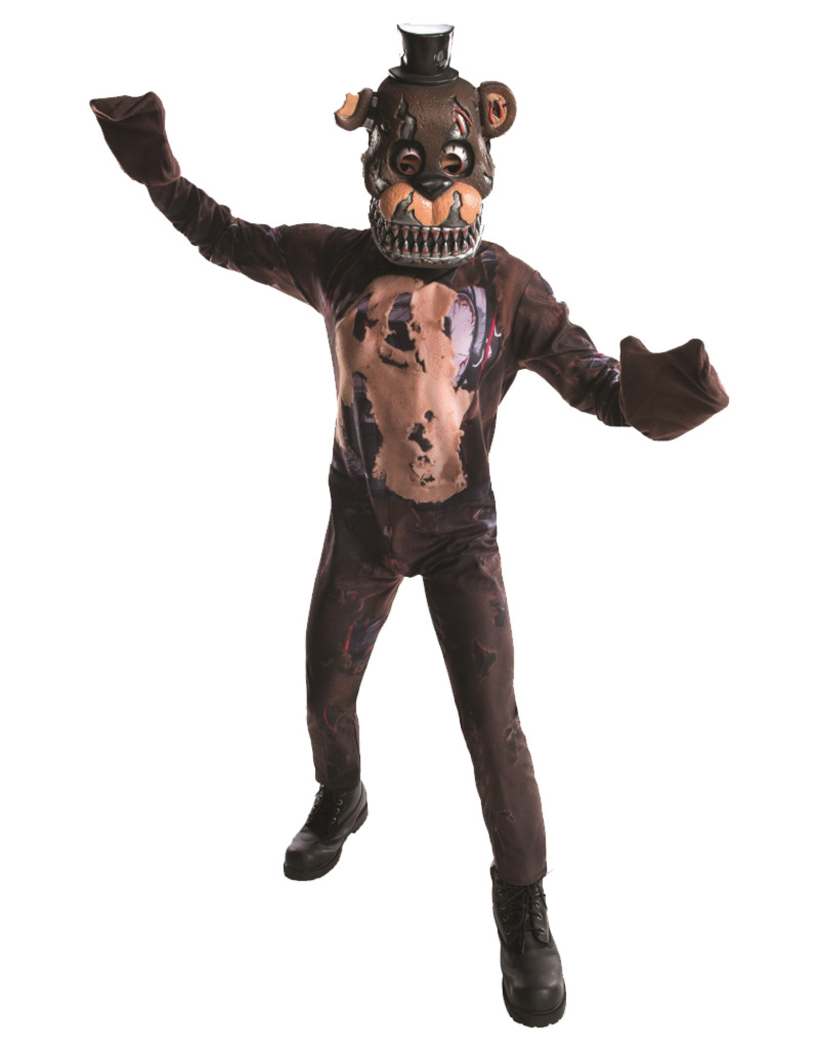 Nightmare Freddy Costume - Boys