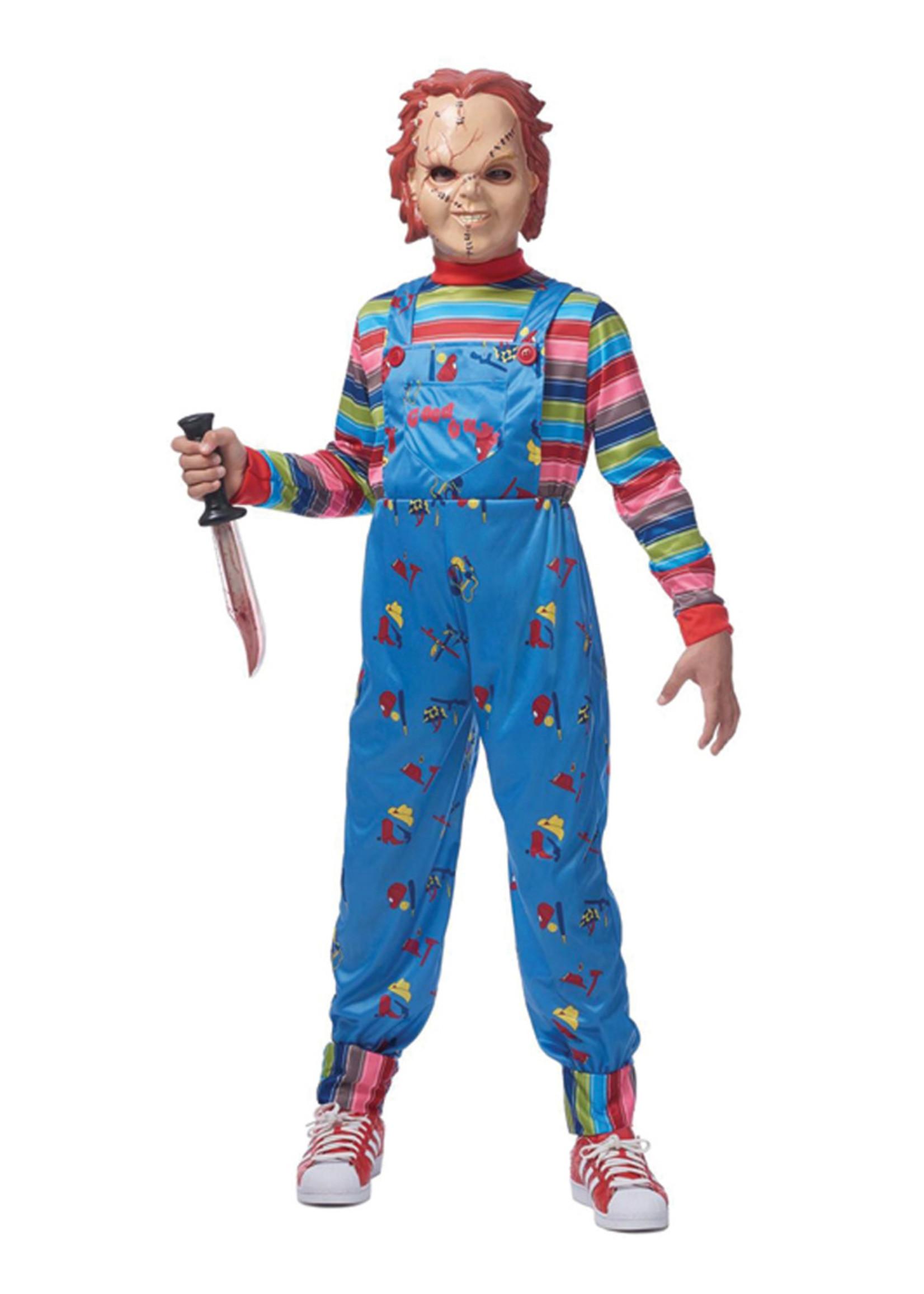 Chucky Costume - Boys