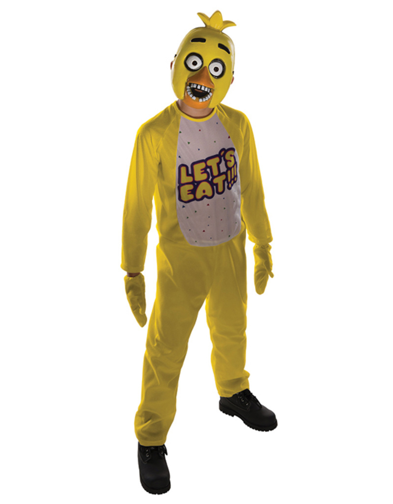 Chica - Five Nights at Freddy's Costume - Boys