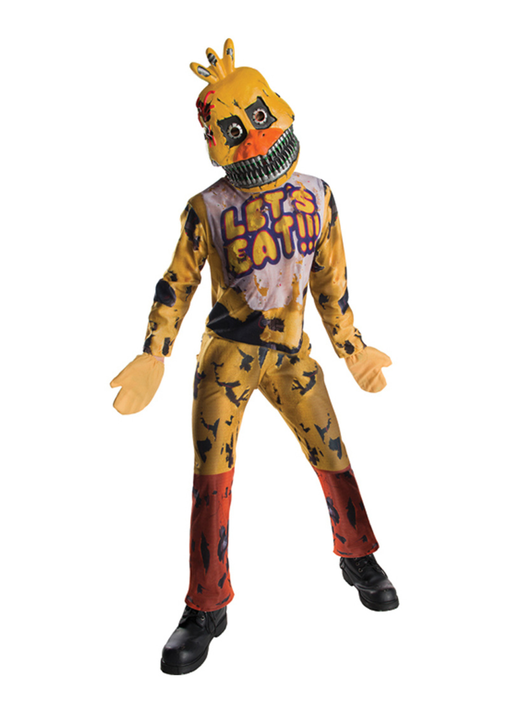 Nightmare Chica Costume - Boys