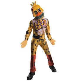 Nightmare Chica Costume - Boys