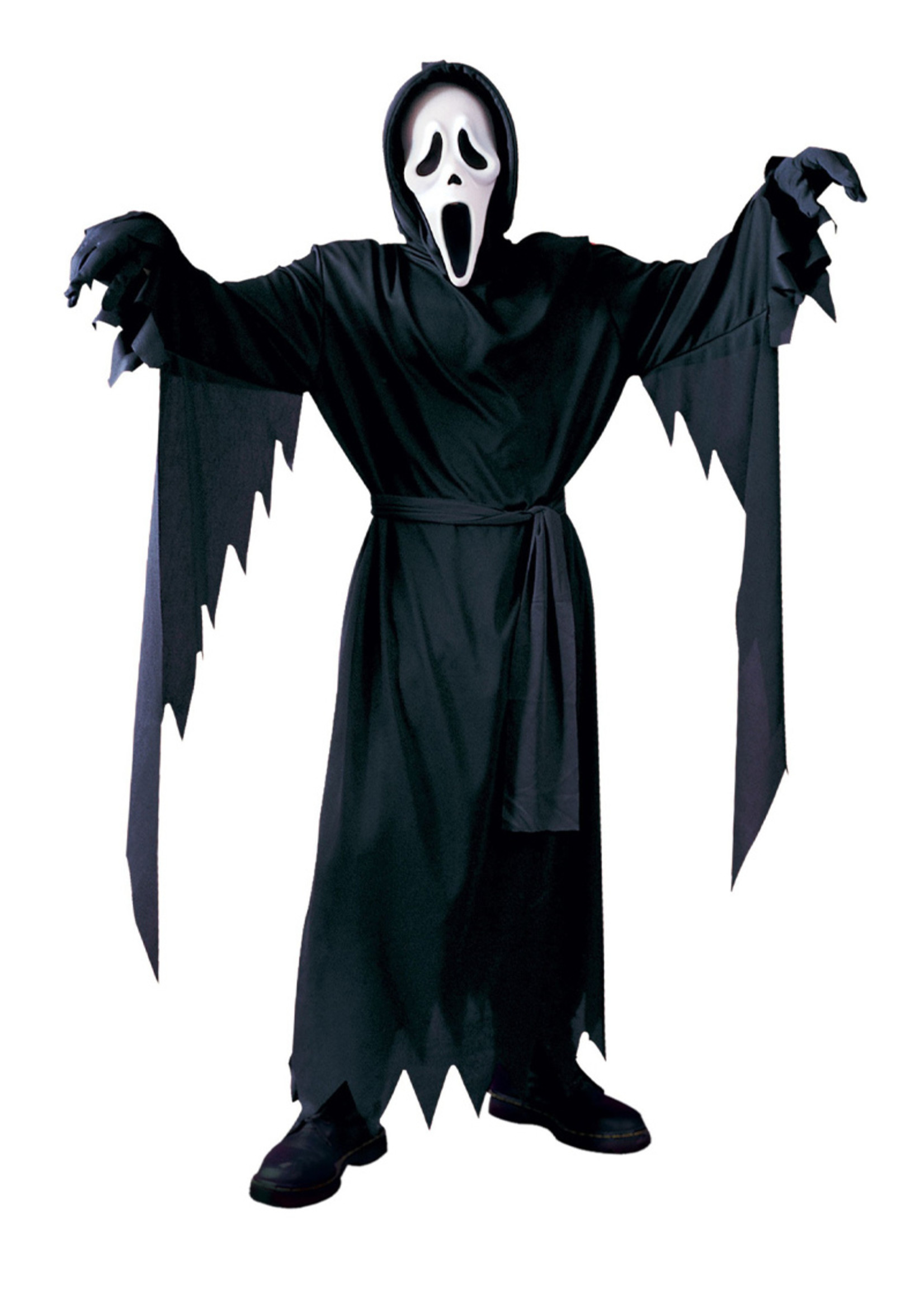 Scream Stalker Costume - Boys