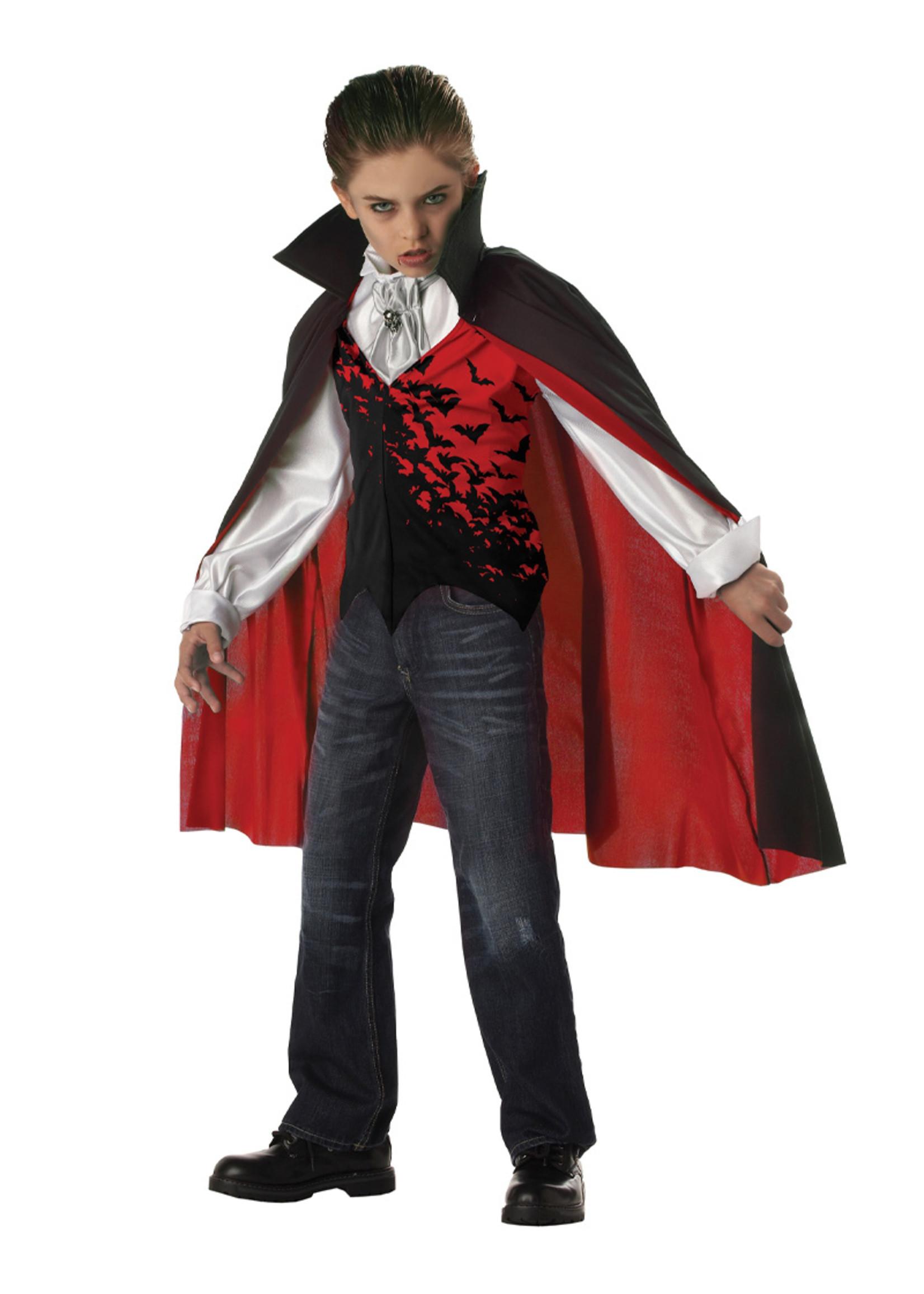 Prince of Darkness Costume - Boys