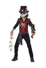 Voodoo Hex Costume - Boys