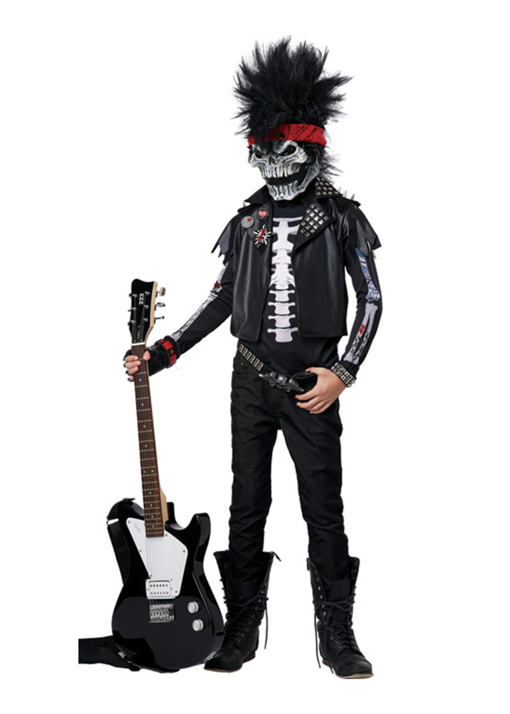 Dead Man Rockin' Costume - Boys