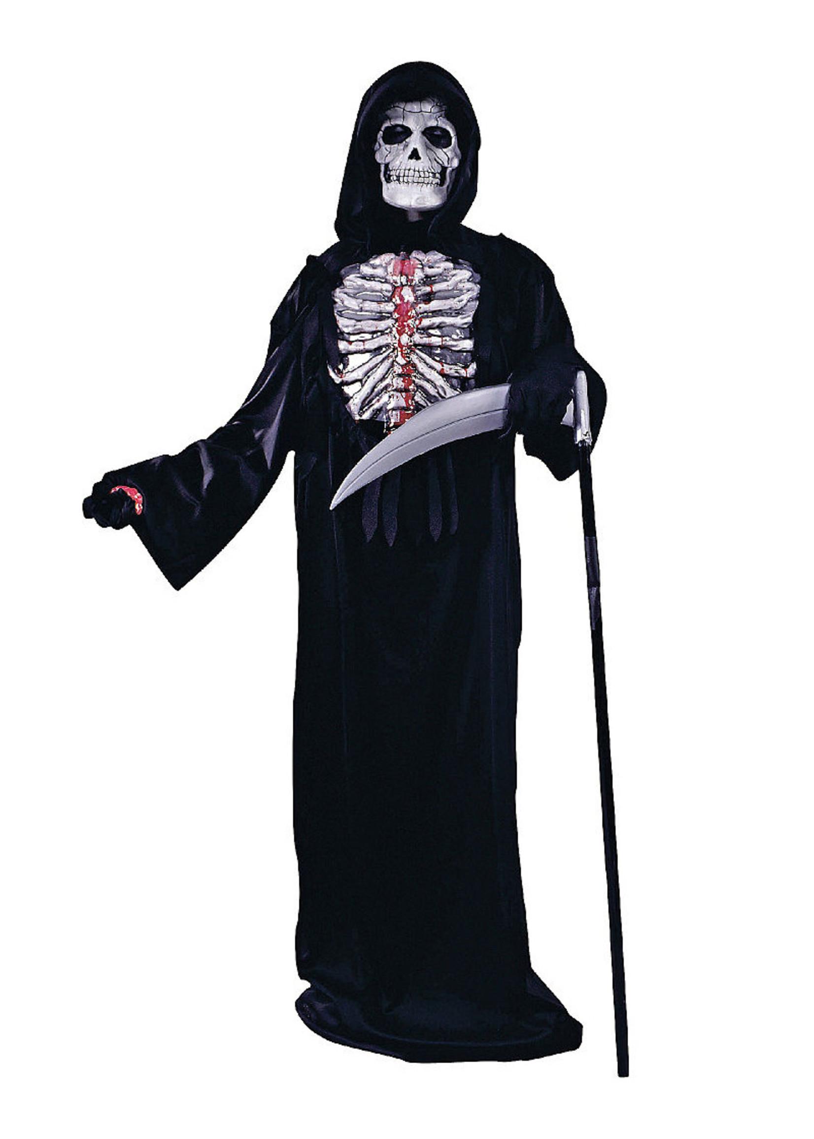 Bleeding Skeleton Costume - Boys
