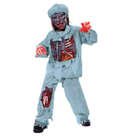 Zombie Doctor Costume - Boys