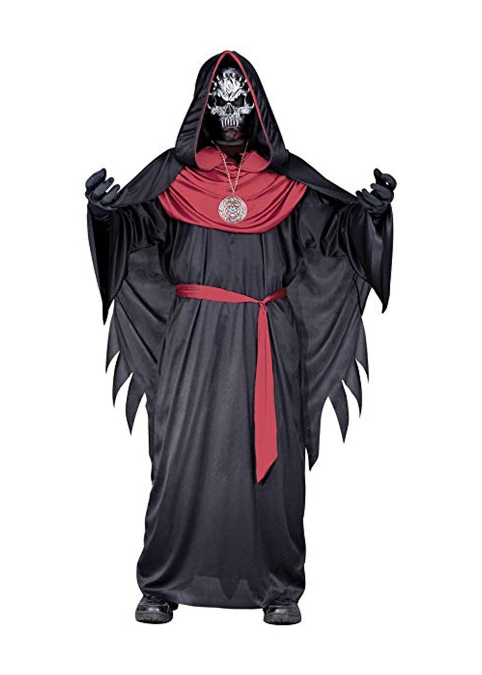Emperor of Evil Costume - Boys