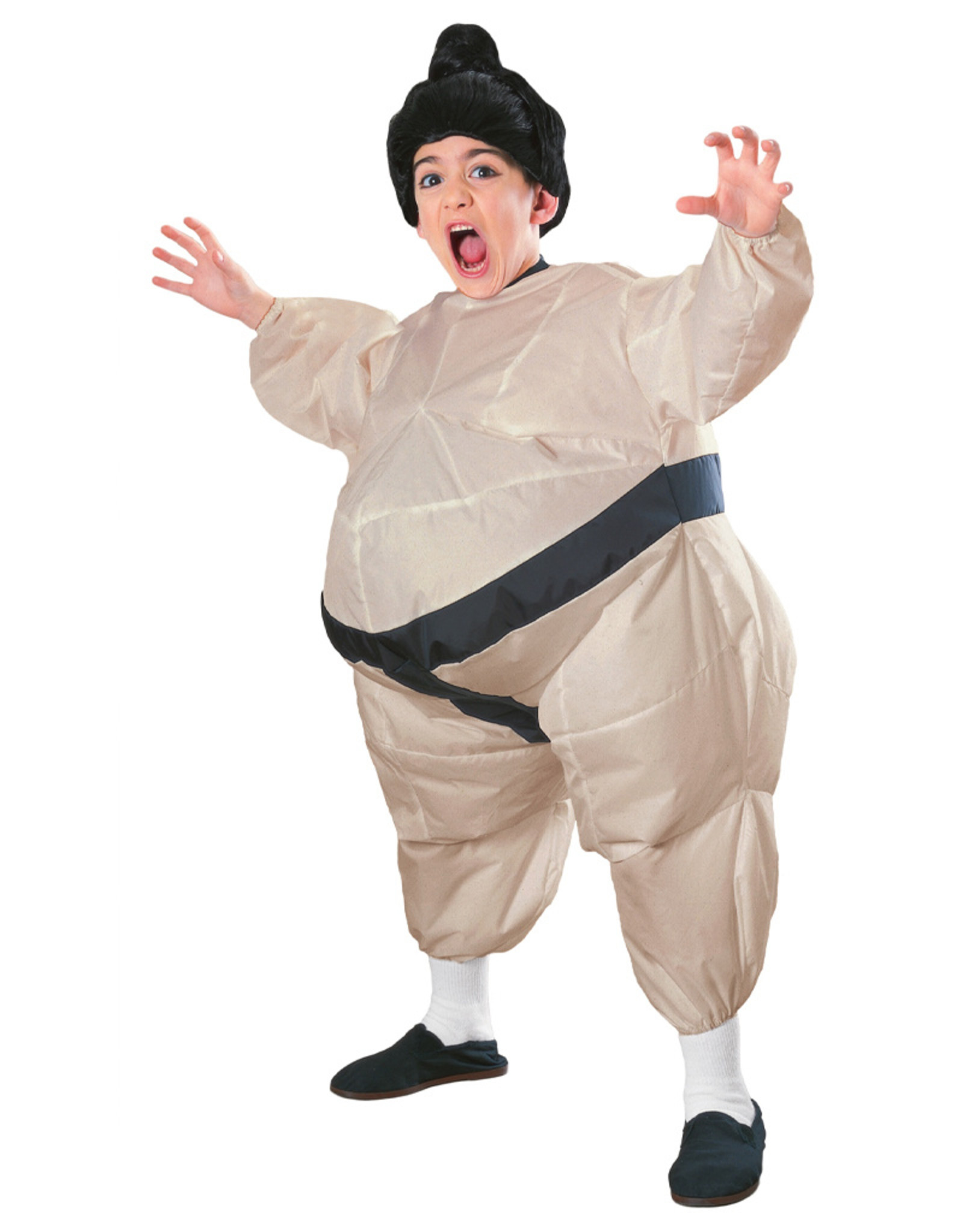 Inflatable Sumo Costume - Boys
