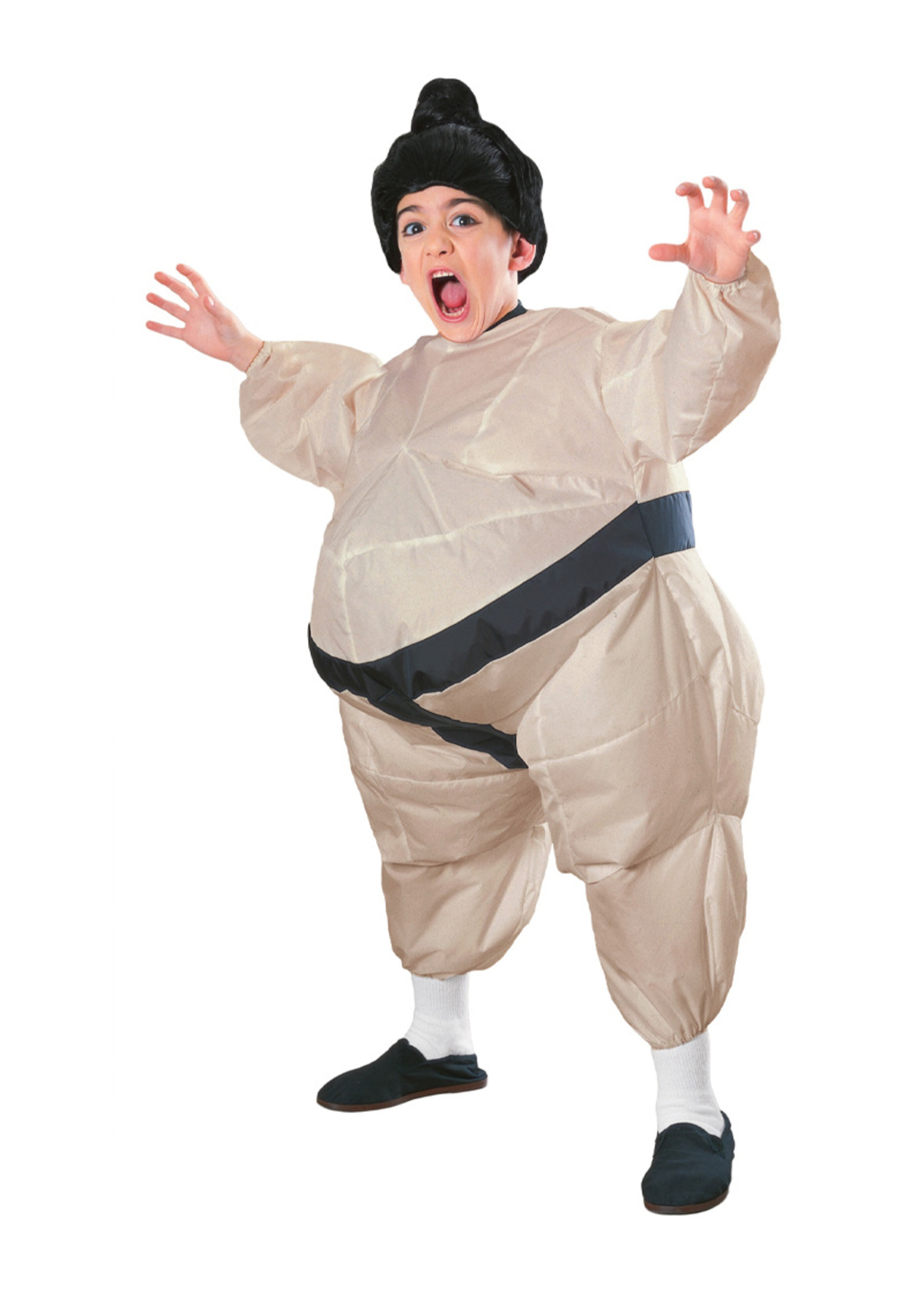 Inflatable Sumo Costume - Boys