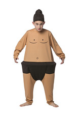 Sumo Hoopster Costume - Boys