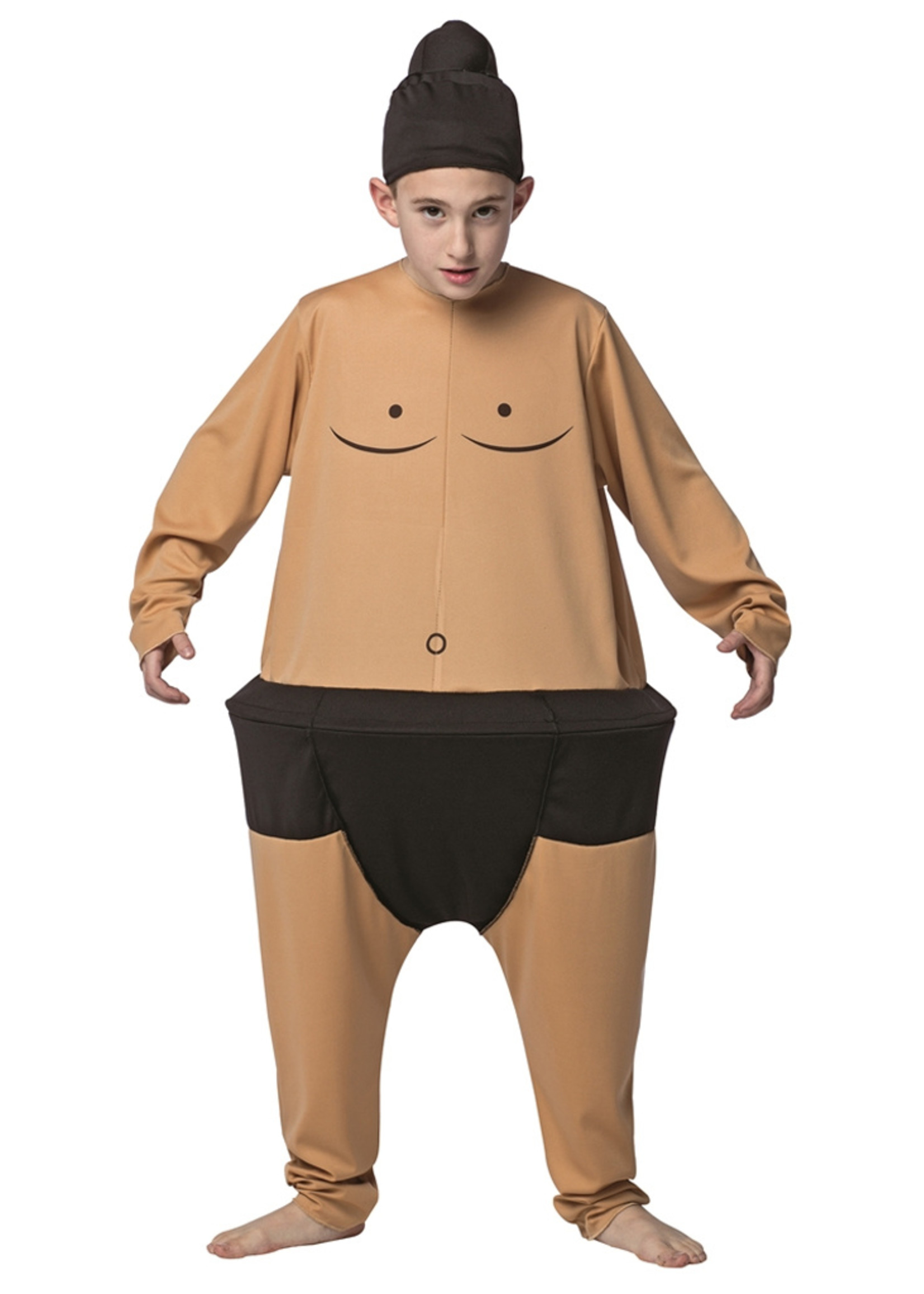 Sumo Hoopster Costume - Boys