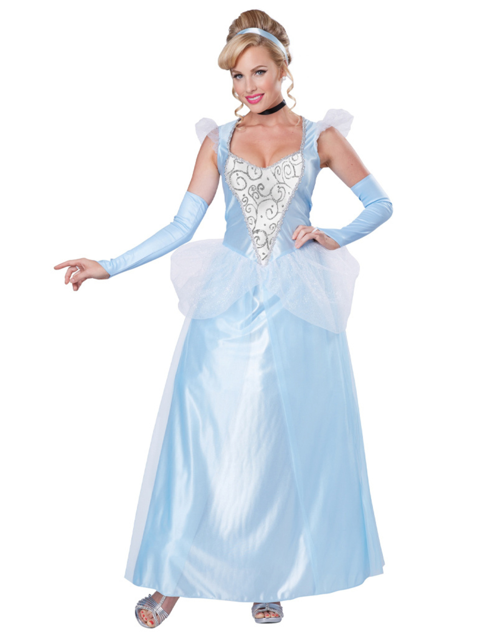 Classic Cinderella Costume - Women's